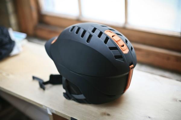 Scott Symbol Helmet backside