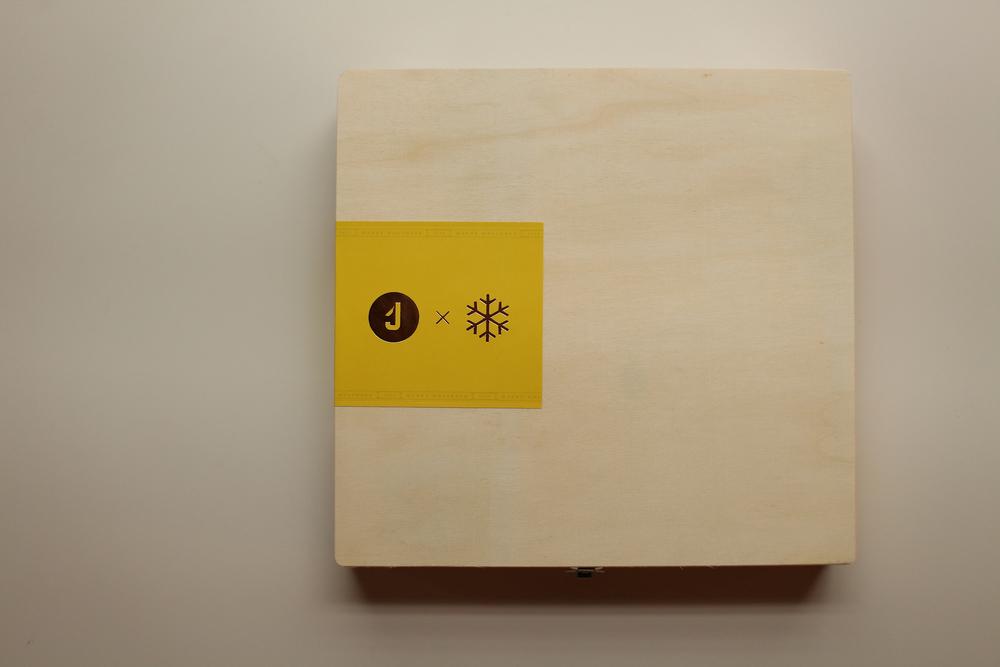 custom made box by jacknife