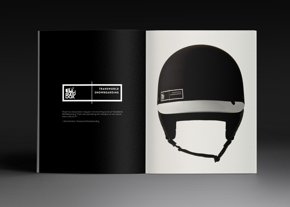 Helmet desgin book