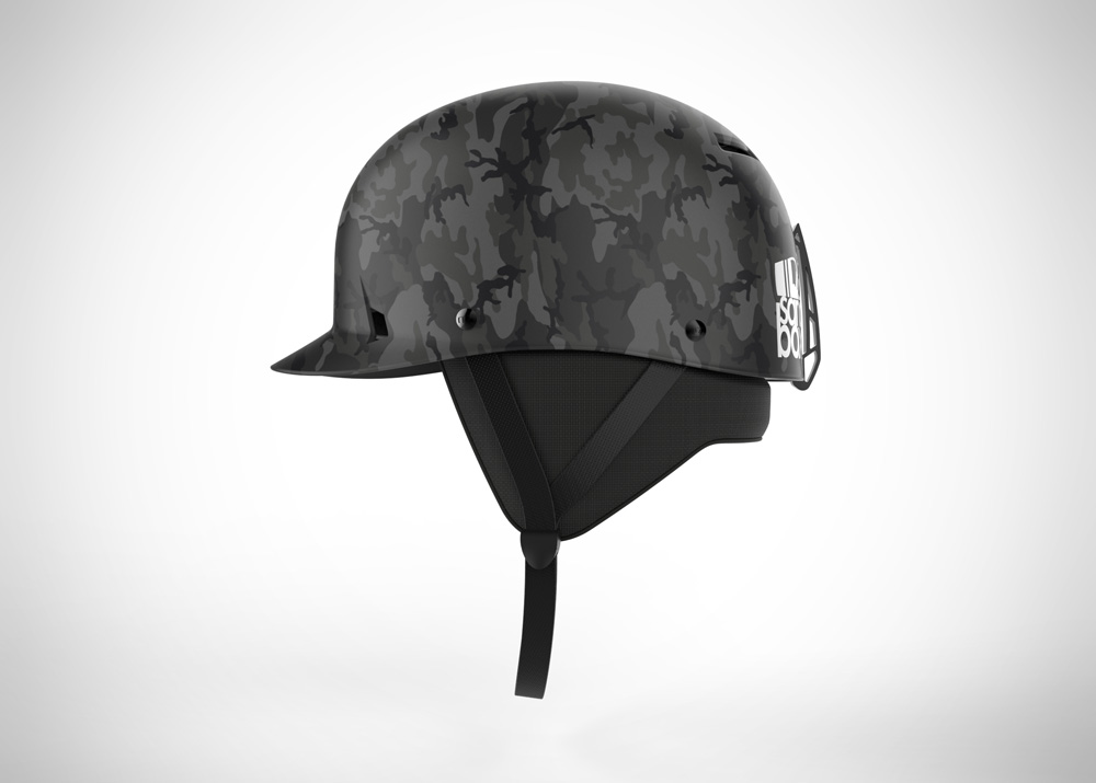 camo sandbox helmet