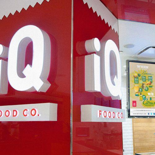 IQ Foods logo
