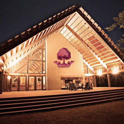 Onondaga Camp Branding