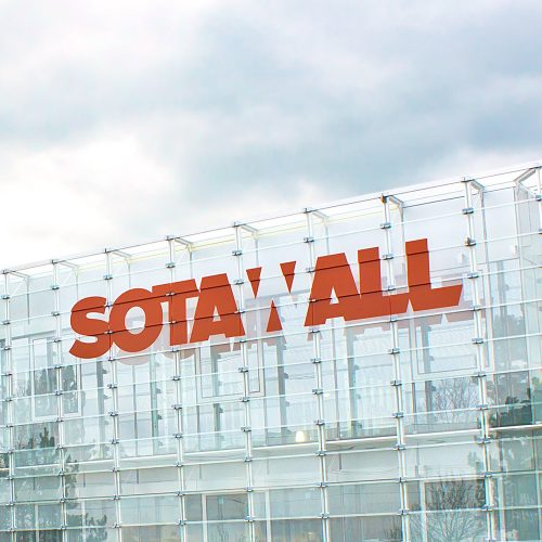Sotawall Rebrand