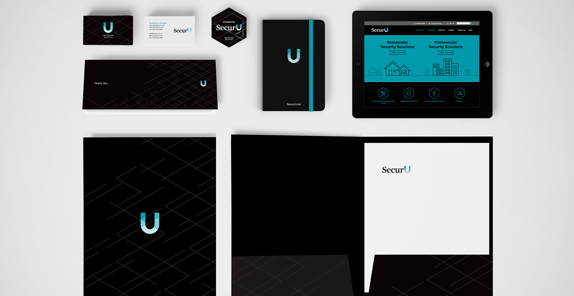 SecurU Digital Branding