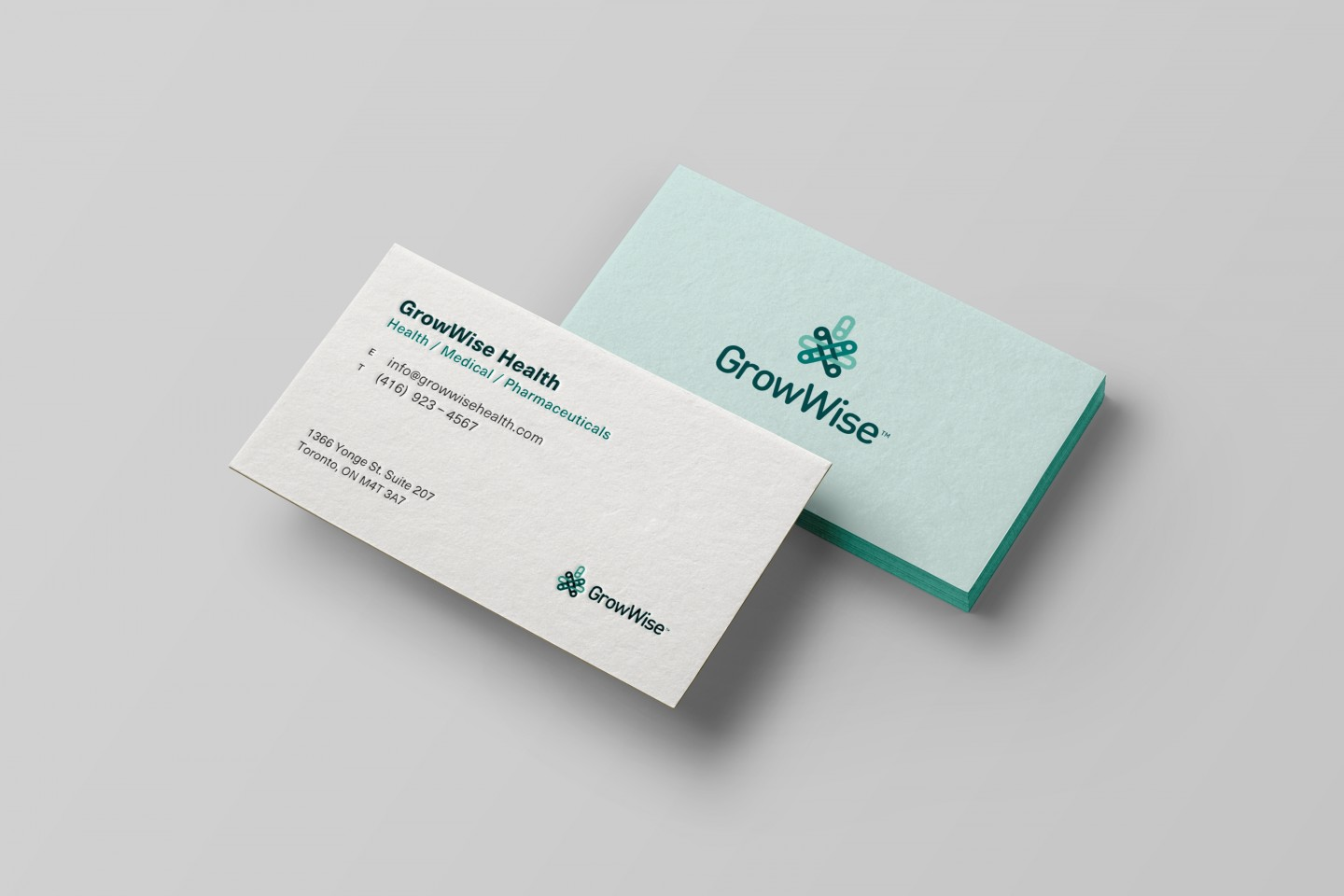 GrowWise Business Cards