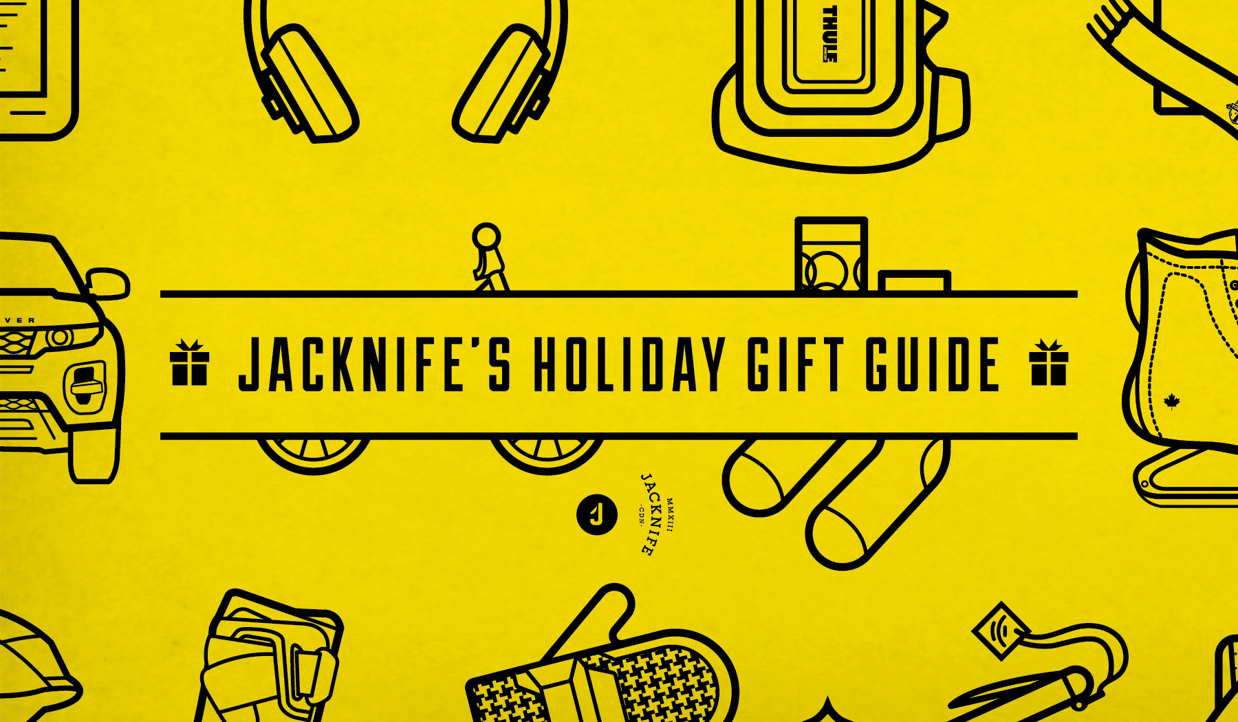 Jacknife's Holiday Gift Guide