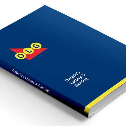 OLG Cover for branding guideline book