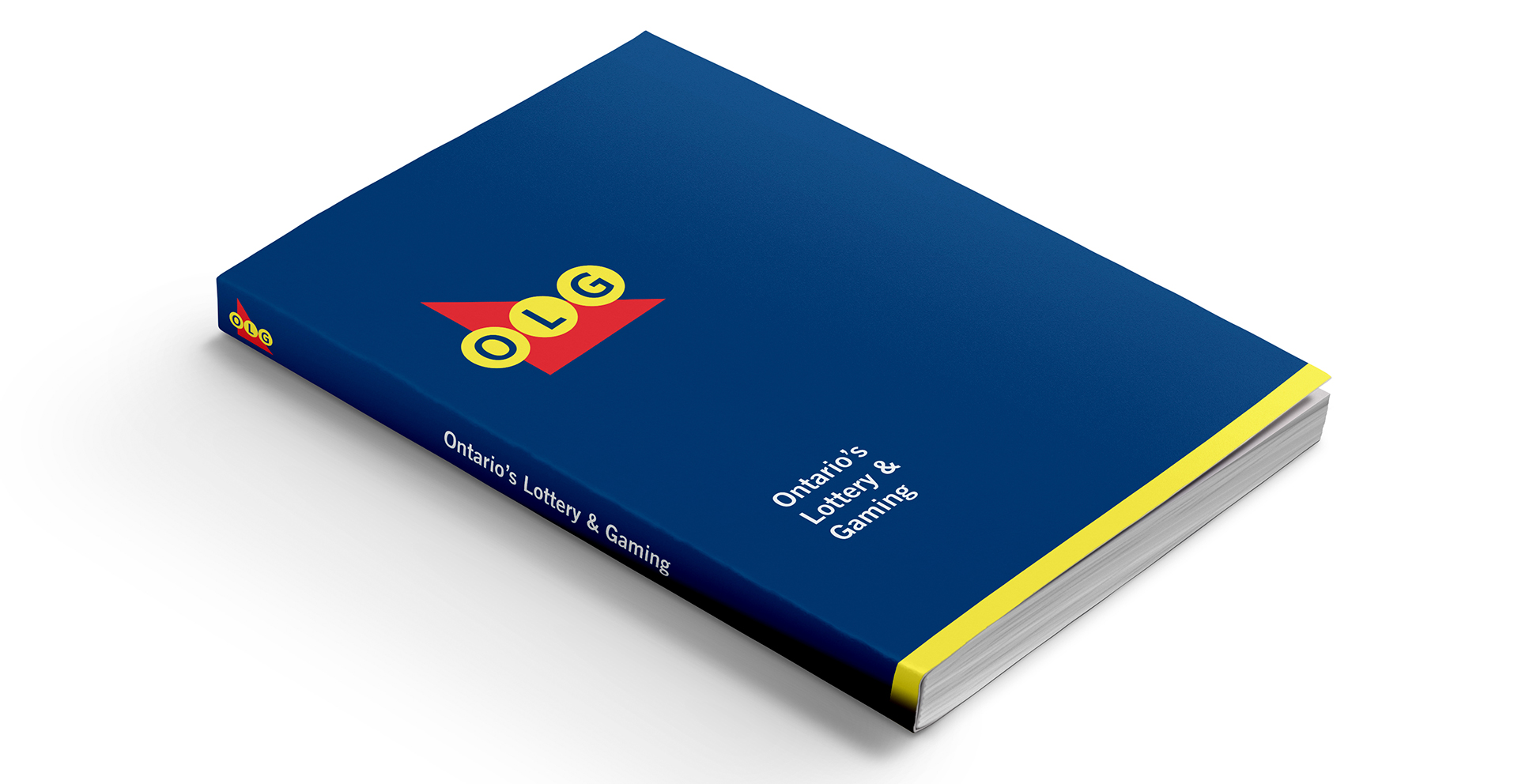 OLG Cover for branding guideline book