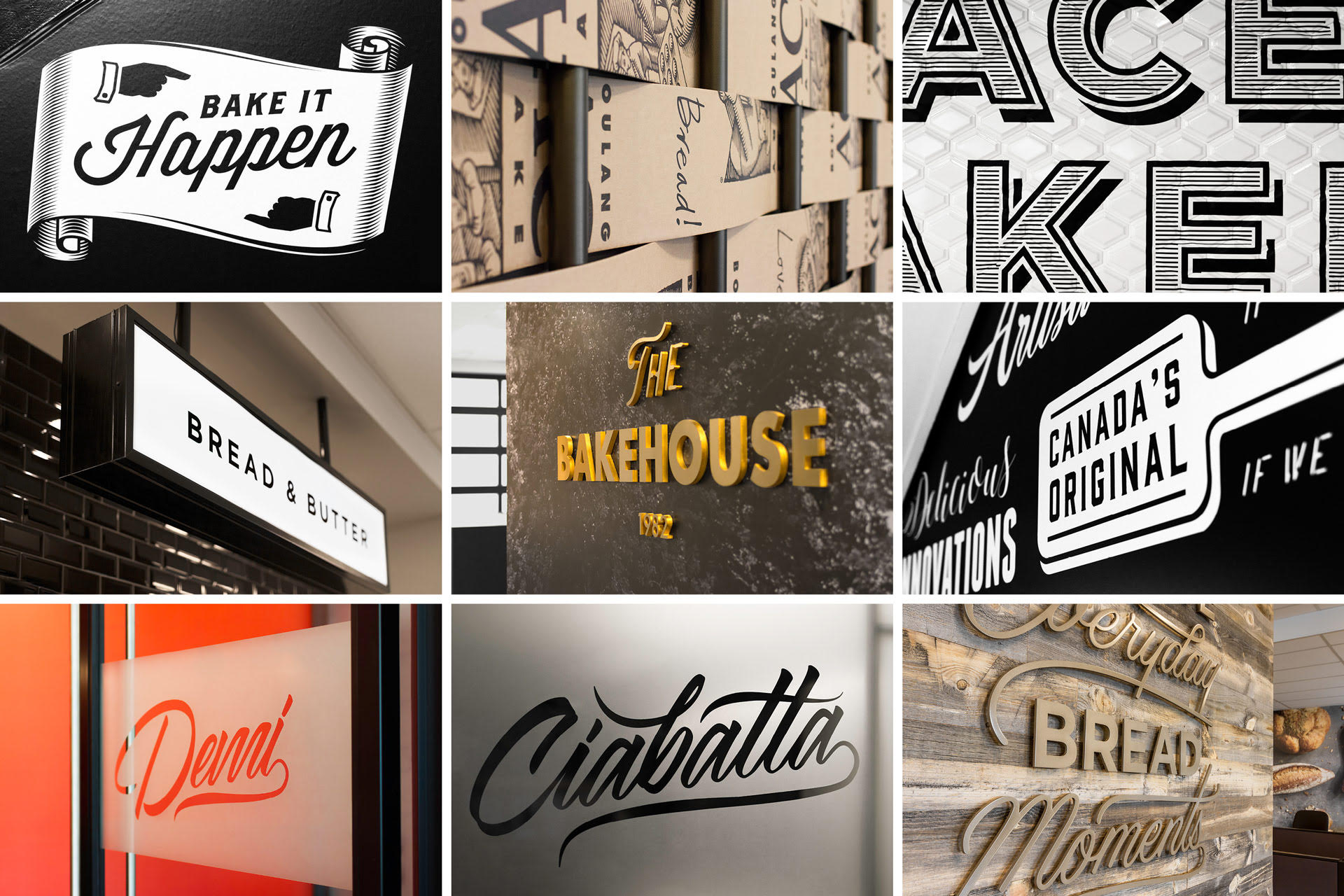 examples of branded environments by jacknife