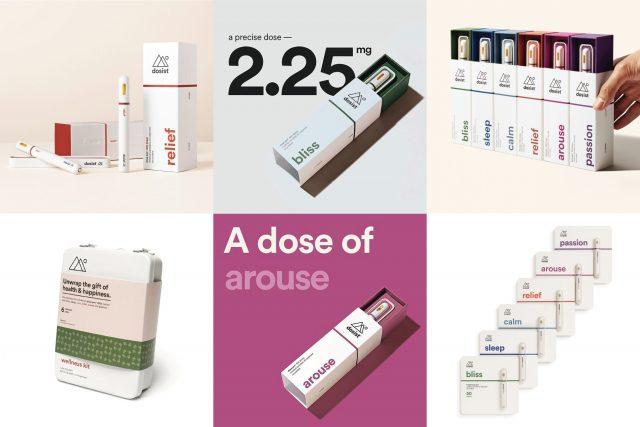 dosist branding