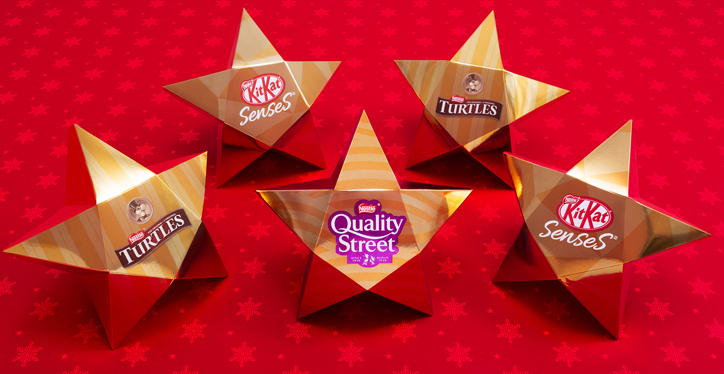 nestle holiday stars