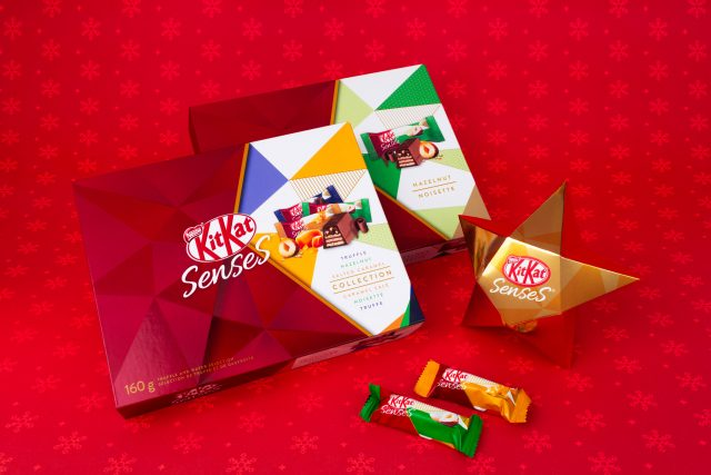 kitkat senses gift box