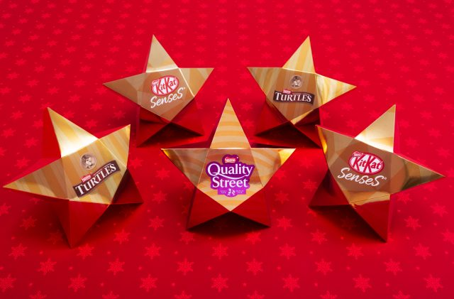 nestle holiday star